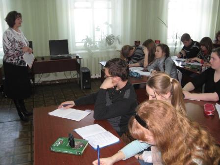 ученики Павловской средней школы